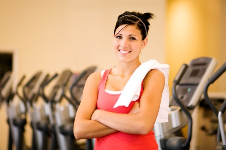 Träningsprogram för crosstrainer