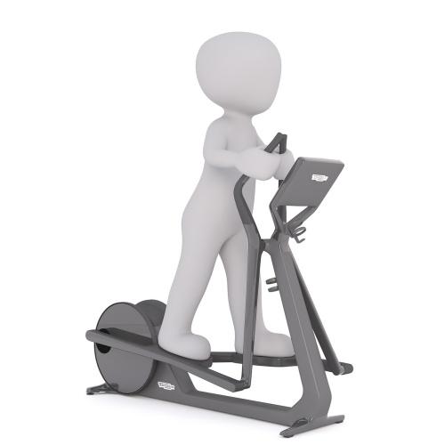 Träna med crosstrainer